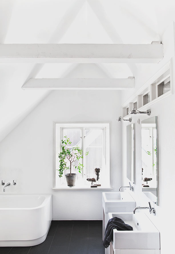 hemma hos fru stilista badrum
