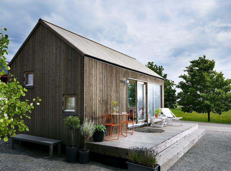 arkitektritade hus pris