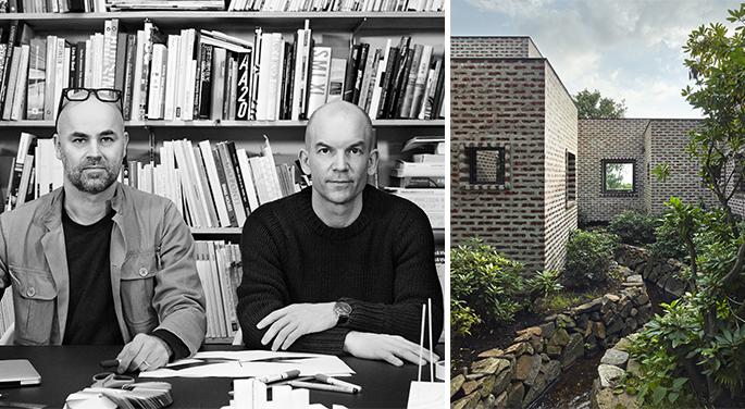 Residence Stora Formpris Årets Arkitekt Foto (t.h) Åke E-Son Lindman