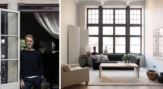 Residence Stora Formpris Årets Designer Daniel Östman Foto (t.h) Erik Lefvander
