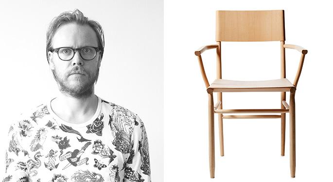Residence Stora Formpris Årets Möbel David Ericsson