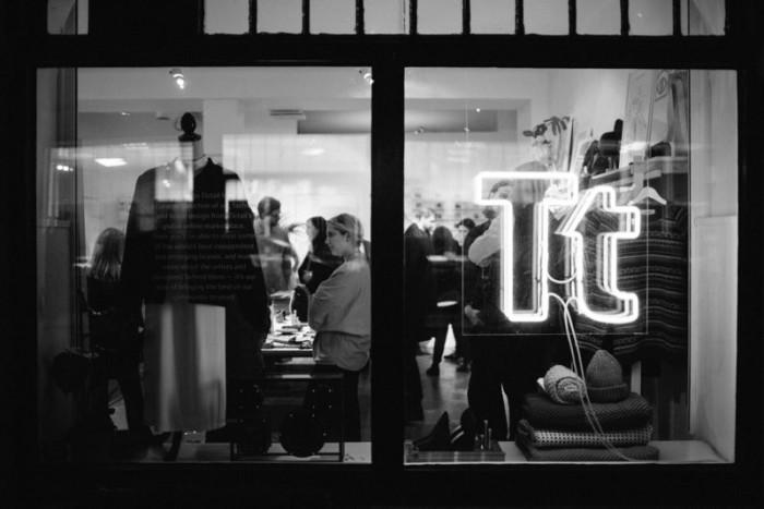 Tictail popup store kocksgatan