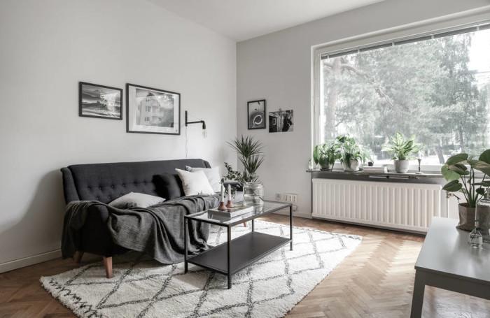 Inredningstips  4 snygga compact living-lägenheter  7093cb177d9ac