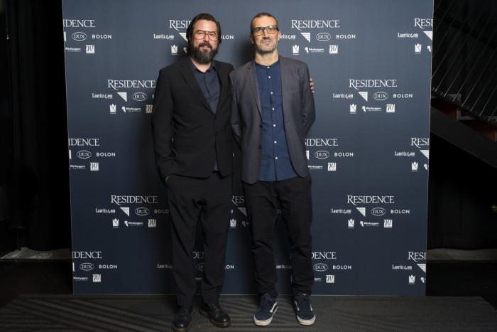 Daniel Heckscher, Cristiano Pigazzini, Note Design Studio.