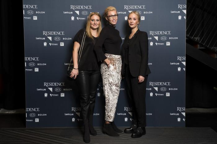 Elin Kicken, Johanna Haglund, Domo Design, Eva Lotta Sundling.