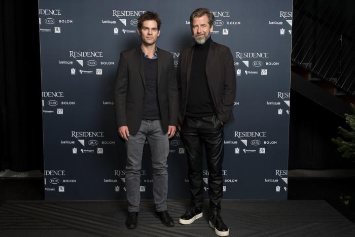 Marcus Huber och Anders Nelander, Fogia.