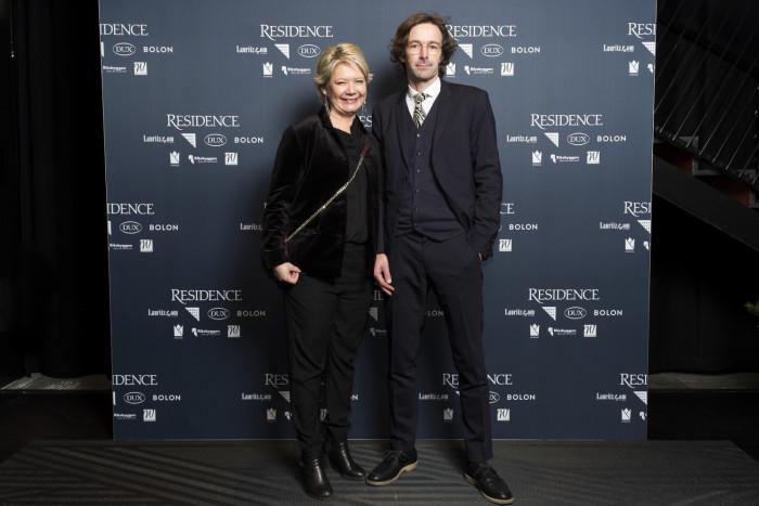 Marie Malmenskog och Per Fernholm, Kvänum.