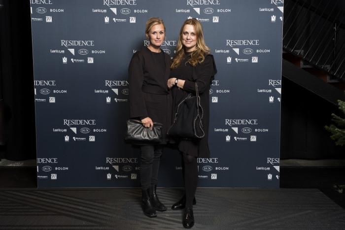 Pella Hedeby, stylist, Ulrika Randel, bloggare.