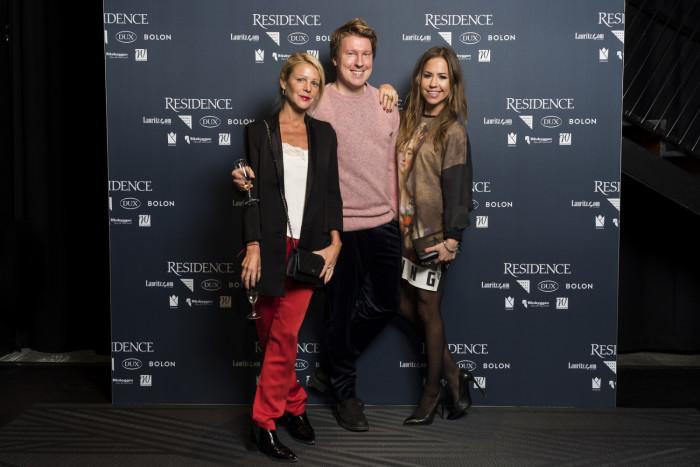 Sofia Edgren, journalist, Johan Svensson, Fablab, Carolina Gahn.