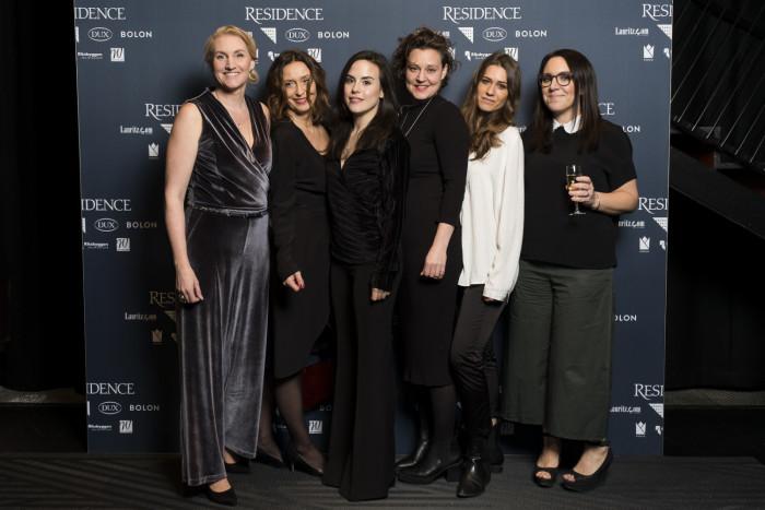 Anna Hänström, Imke Janoschek, Alva Fierro, Elisabeth Magnusson, Michelle Meadows, Hanna Nova, Residence.