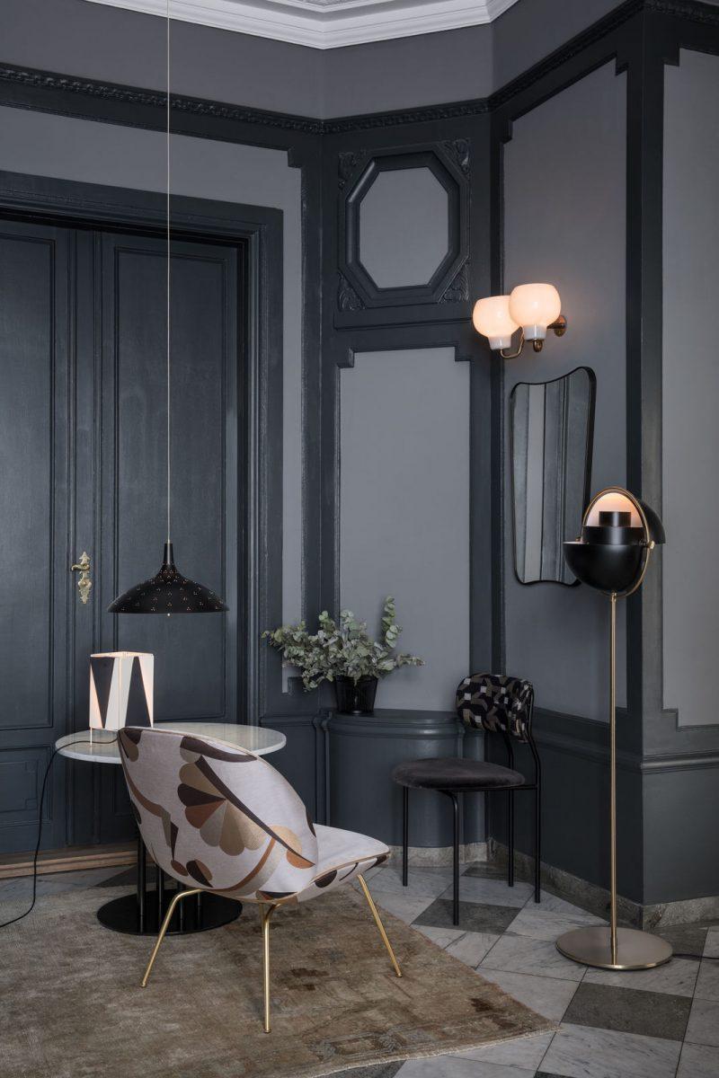 Gubi Lanserar Elegant Och Lekfull V 229 Rkollektion Residence
