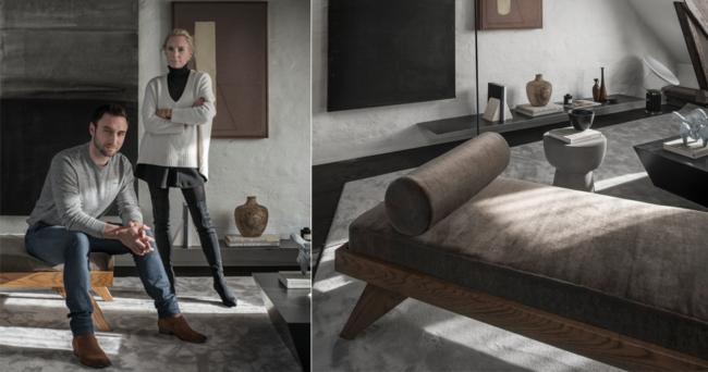 Måns Zelmerlöws hem till salu – inrett av Hanna Wessman