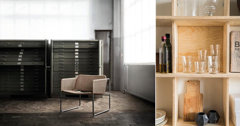 Snart lanseras ikeas kollektion med succ designern residence for Ikea industriel