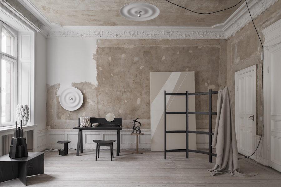 Bild på Residences utställning A quiet reflection.