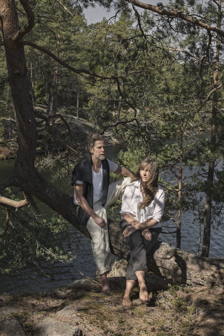 Bild på Dry Studios Johan Fredlund och Jenny Kästel Tavassoli.