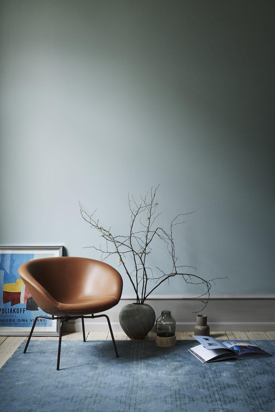 Stolen som dansken Arne Jacobsen först designade släpps nu igen av designföretaget Fritz Hansen.