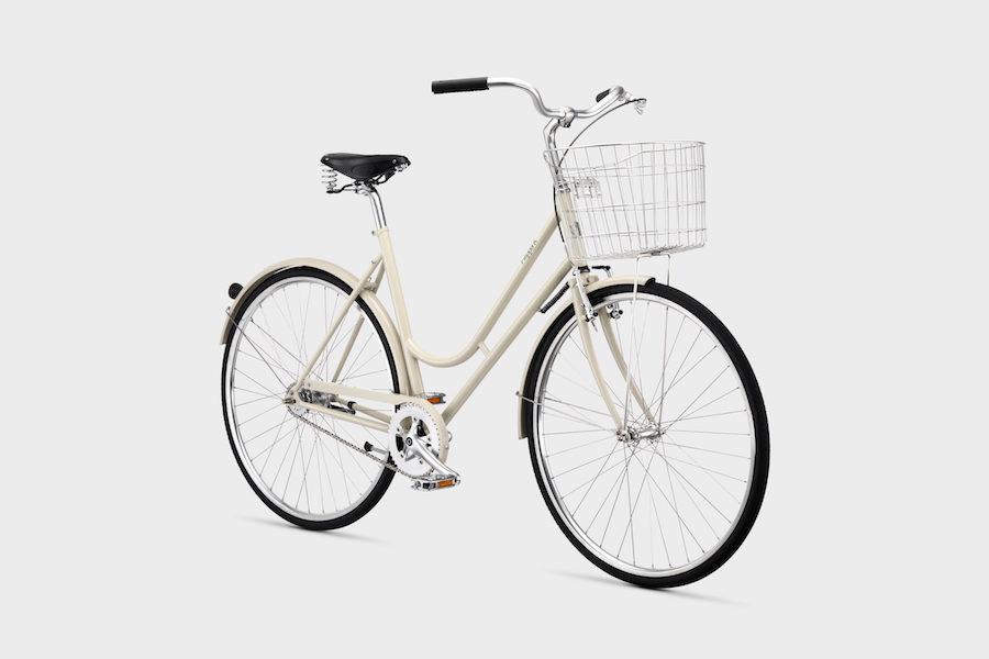 Cykeln som Filippa K och Bike ID skapat.