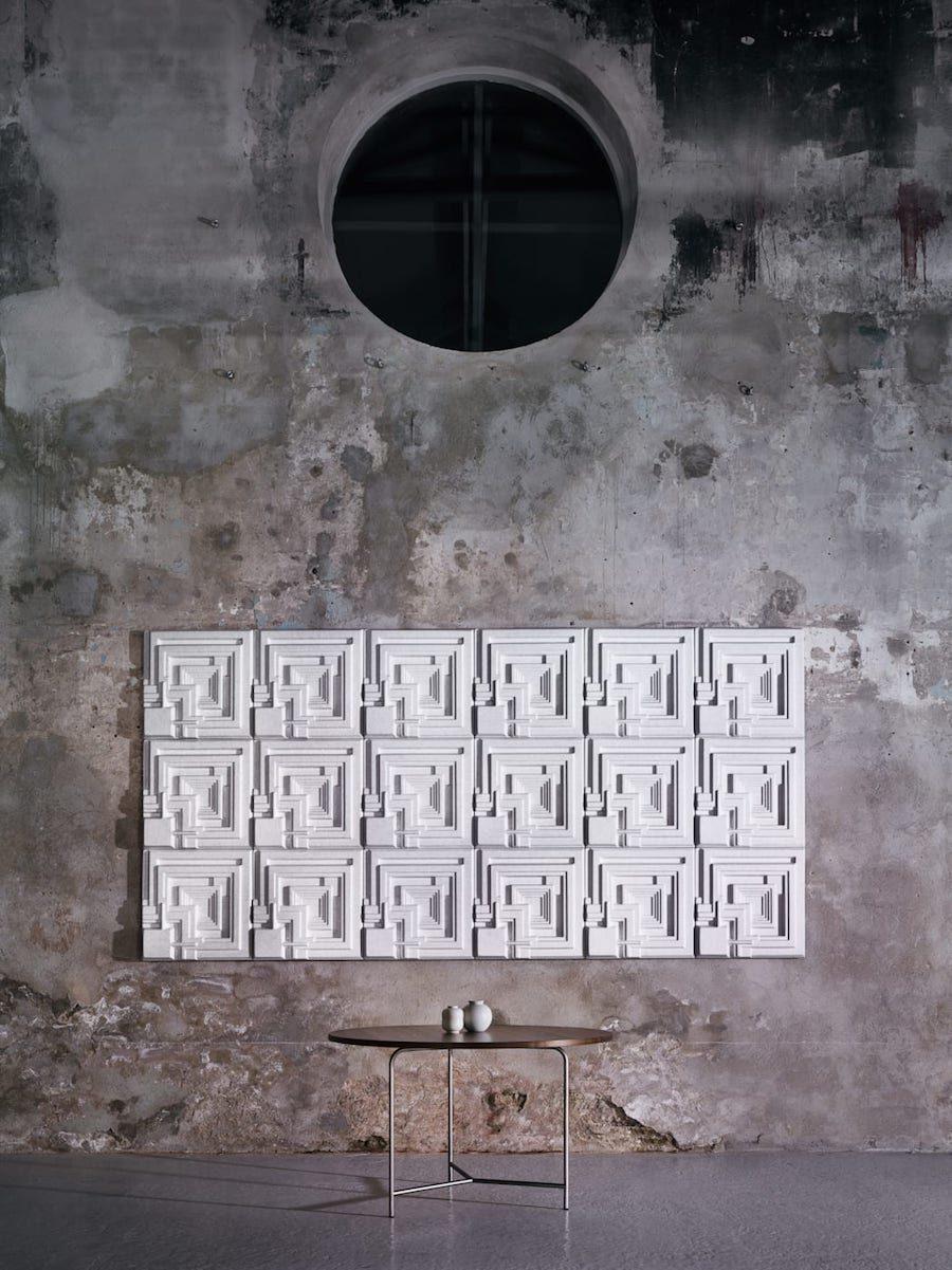 bordet Markelius 01 designat av den svenska arkitekten Sven Markelius släpps nu av Offecct.