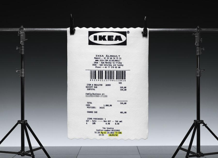 Virgil Ablohs lekfulla kollektion Markerad för Ikea.