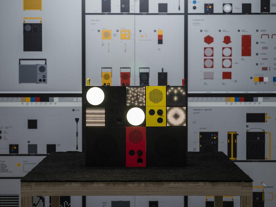 Teenage Engineering gör portabel musikkollektion tillsammans med Ikea.