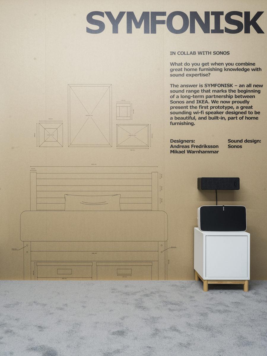 Ikea startar långsiktigt samarbete med ljudjätten Sonos.
