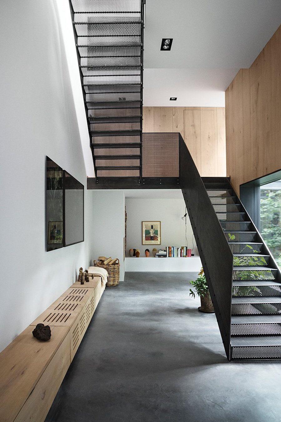 Peter Krasilnikoffs hem är ritat av Studio David Thulstrup i tre våningar.