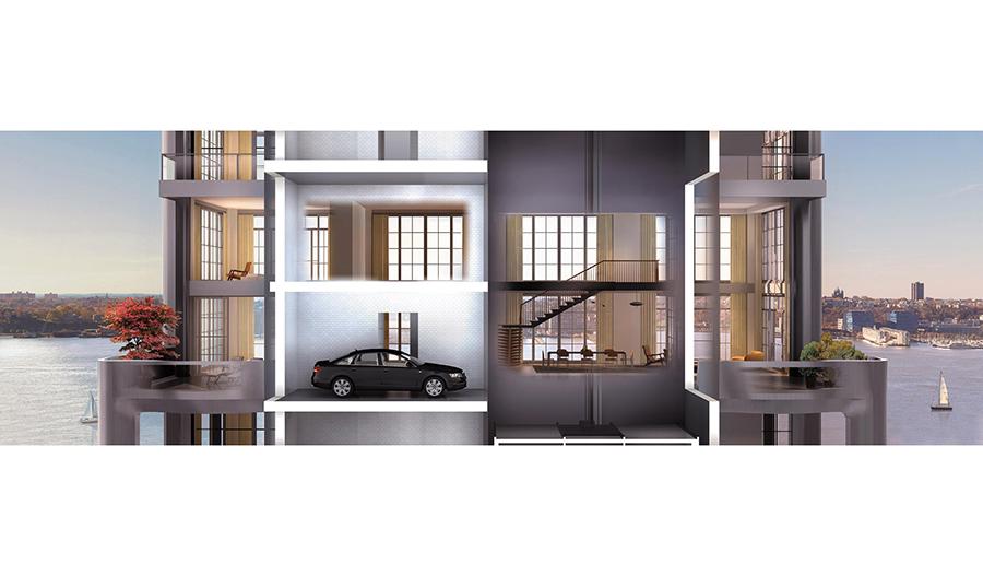 New York etage Engelbert bilhissen