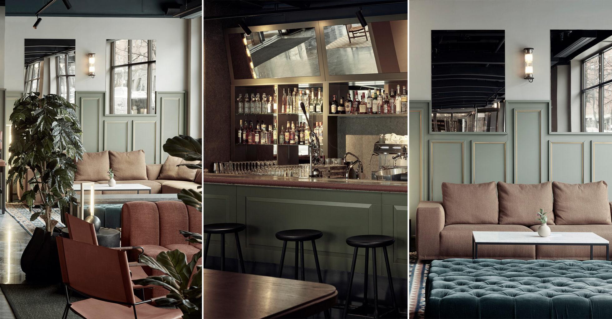 Nu Oppnar Jazz Och Cocktailbaren Bar 115 I Vasastan Residence