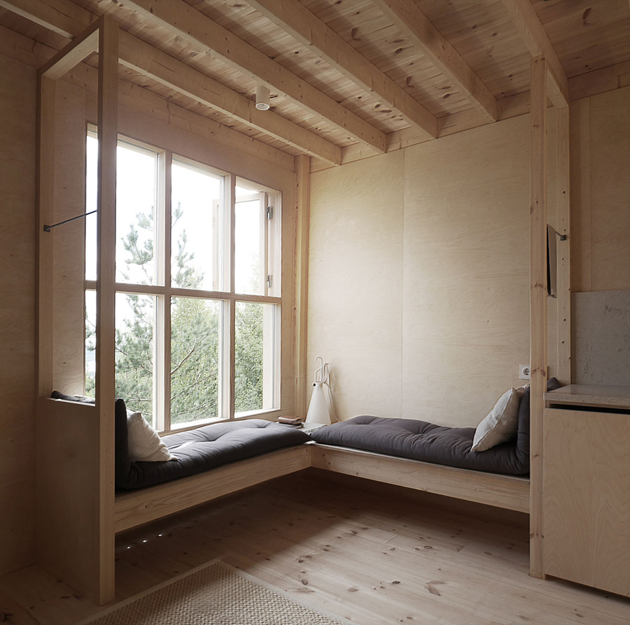 lofthuset fönsterbänk