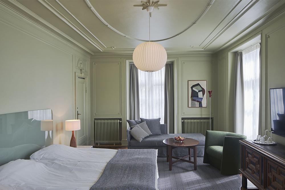 Fyra snygga designhotell i Bergen – av Claesson Koivisto Rune