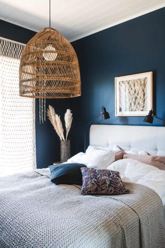 vilken färg är bäst i sovrummet