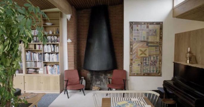 Unikt 50-talshus av Greta Grossman till salu – se bilderna