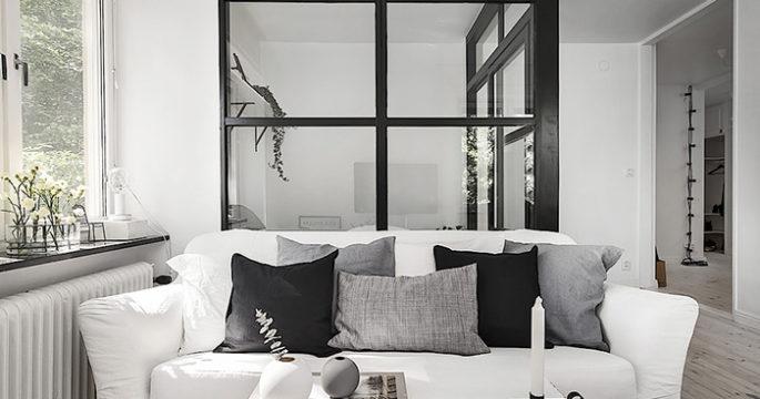 4 snygga och smart inredda compact living-lägenheter att inspireras av 8d9ade9e97b29