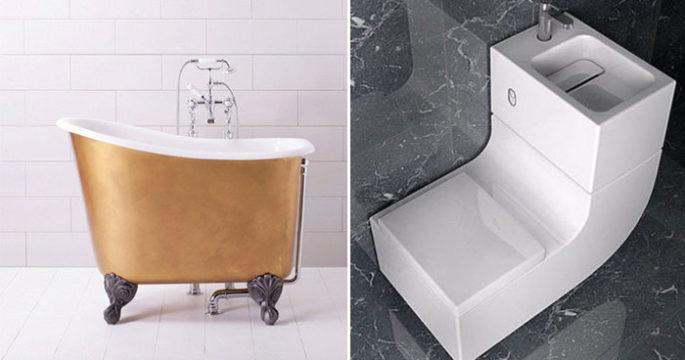 7 tips för dig som ska inreda ett litet badrum