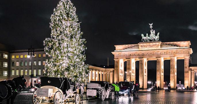6 magiska platser i världen som ger oss julstämning