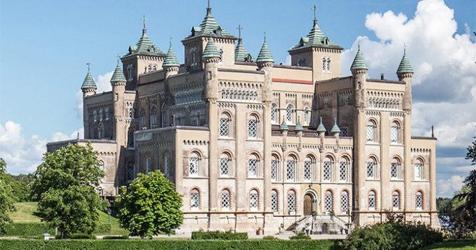 slott till salu i sverige