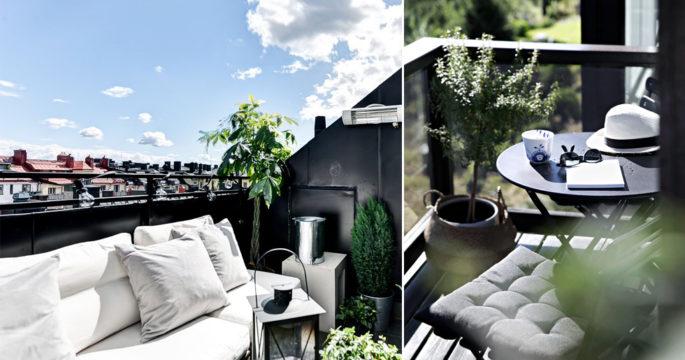Uvanlig Välj rätt balkongmöbler – 3 tips | Residence JL-96