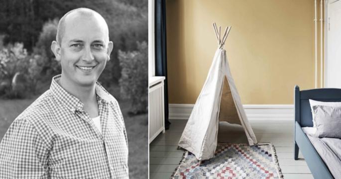 Wendelbo: Tält-trenden inomhus är ett skämt