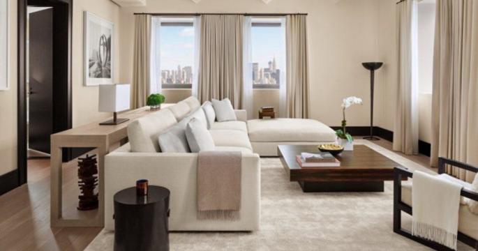 7 lyxiga hotell på Manhattan i New York