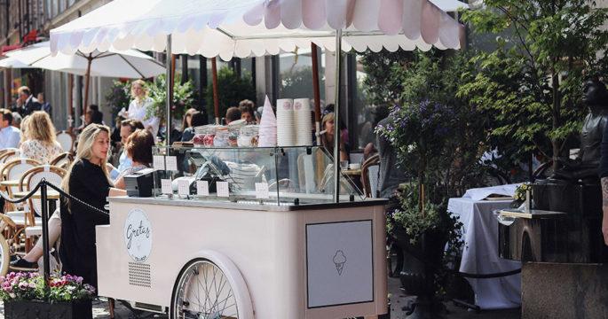Haymarket och Yollibox i glassigt samarbete –se nya lanseringen