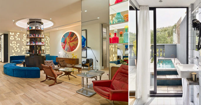 Lista: 5 hotell med trendkänsla i Barcelona