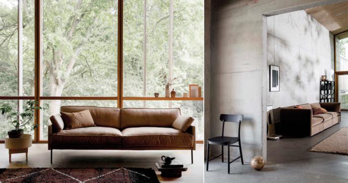 Kika in i unika arkitekthuset – inrett av stylistduon Kråkvik D'orazio