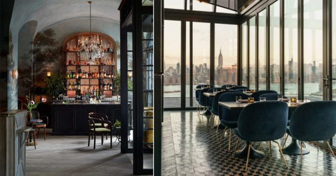 6 trendiga restauranger och fik i New York