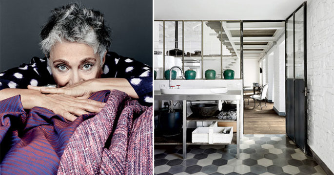 Hon är årets hedersgäst på Stockholms möbelmässa 2018