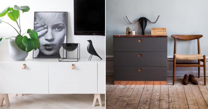 De ska ge gamla Ikea-möbler nytt liv