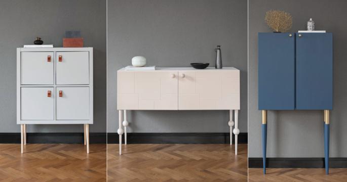 Spana in kreatörernas 11 inspirerande Ikea-hack