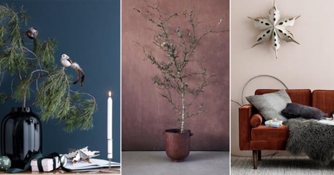 9 fina sätt att julpynta –enligt danska designvarumärkena