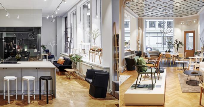 Swedese öppnar nytt showroom – se bilderna
