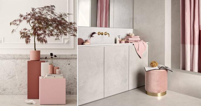 Vackra pasteller och naturtoner – se senaste bilderna från H&M Home