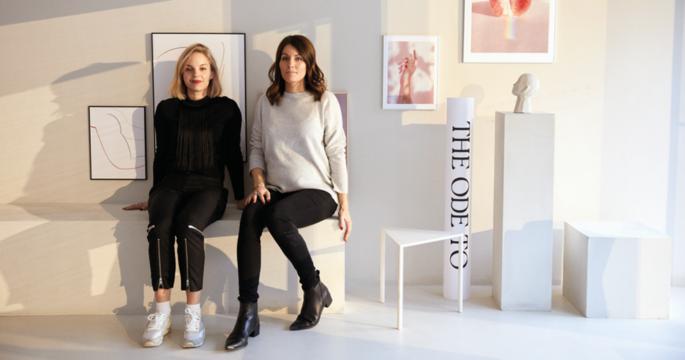 De lanserar konstplattform som hyllar kvinnligt skapande – se verken